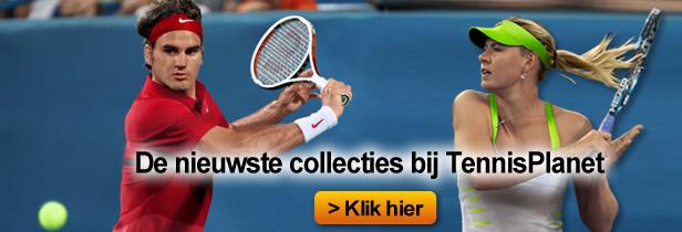 Federer en Sharapova TennisPlanet